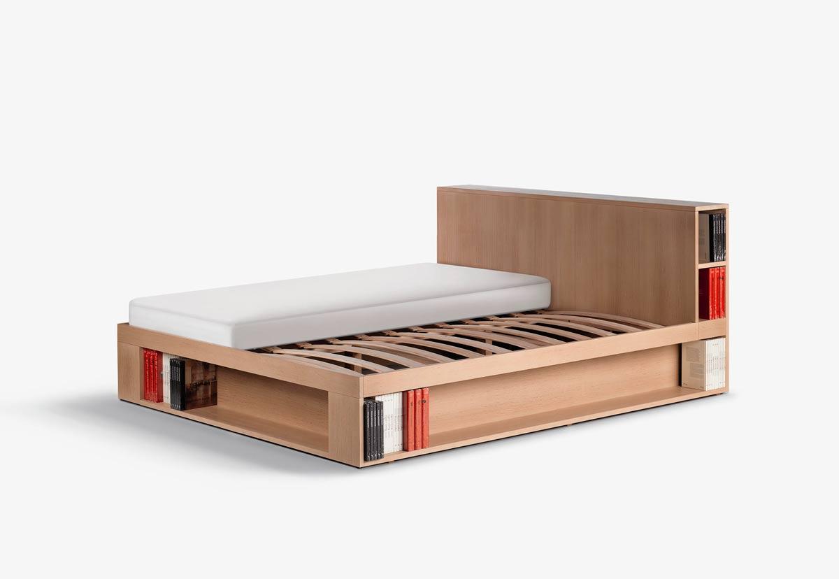 Werkraum bregenzerwald handwerkholz for Doppelbett platzsparend